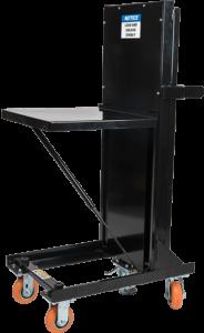 Self-leveling Cart: empty